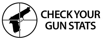 Check Your Gun Stats Logo